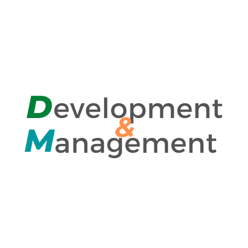 Logo of Development and Management